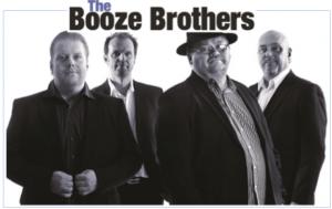 For tredje år på rad vil svenske The Booze Brothers få taket til å løfte seg på Pakkhuset under romjulsbluesen.